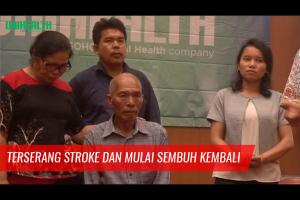 Stroke Di Usia Lanjut - Lumpuh hingga Bisa Berbicara & Berjalan Kembali