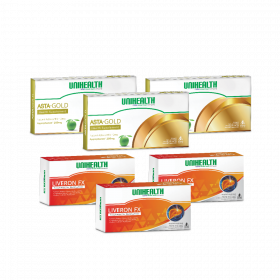 Nutrasetika Pack 03 Plus - Fatty Liver dan Hepatitis Pack