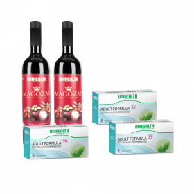 Nutrasetika Pack 09 - Healthy and Fit Everyday