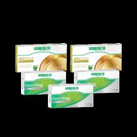 Nutrasetika Pack 11 - Radang Usus dan Maag Kronis - Bowel Sydrome Pack