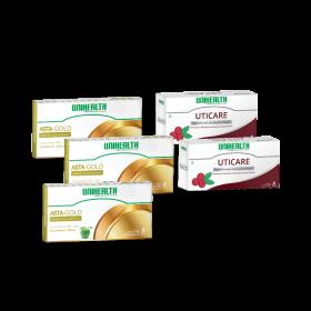 Nutrasetika pack 17 - Ginjal dan Saluran Kemih