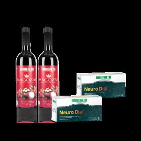 Nutrasetika Pack 19 - Alzheimer dan Kepikunan Pack