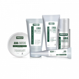 ANA BIOSIS Medicated Set Plus Anabiosis Compact Powder Disc 40%
