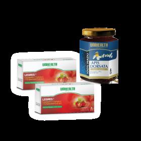 Imuno Activator Pack 1 + 75 ribu Dapat 2 Paket