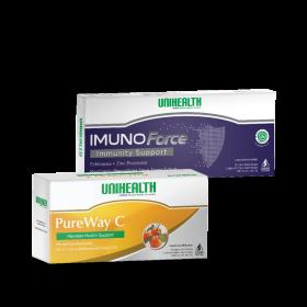 Imuno Activator Pack 4 + 75 ribu Dapat 2 Paket