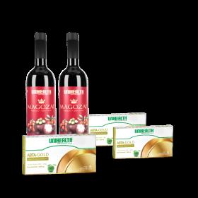 Nutrasetika Pack 01 Plus - Antioxidant Complete