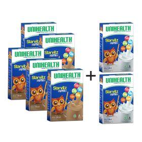 Starvitz Nutra Coklat750(5 get 2 Strvt Vanila750)